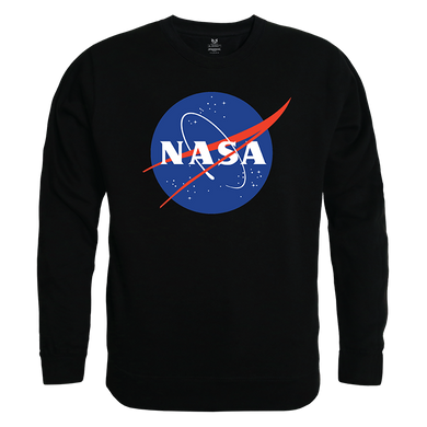 NASA Logo Crewneck Sweatshirt