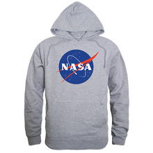 Load image into Gallery viewer, NASA Logo Pullover Hoodie