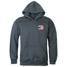 Load image into Gallery viewer, Small NASA And USA Flag Pullover Hoodie
