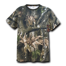 Load image into Gallery viewer, Grey Bark Camouflage T-Shirt