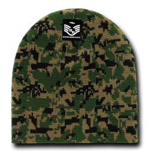 Load image into Gallery viewer, Camo Beanie