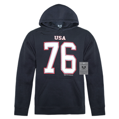 USA Pullover Hoodies