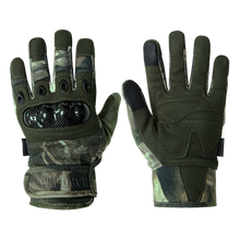 Load image into Gallery viewer, Grey Bark Camouflage Gloves