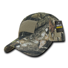 Load image into Gallery viewer, Grey Bark Camouflage Relaxed Tactical Caps