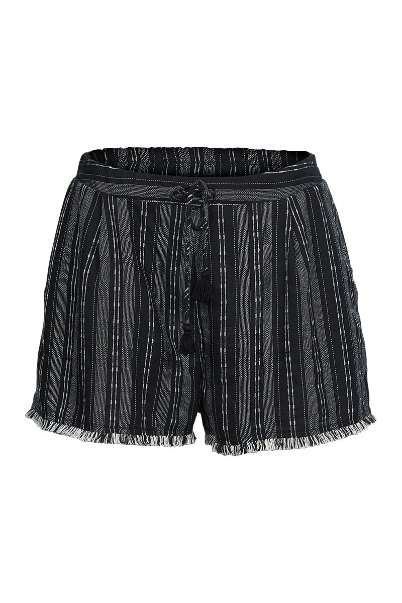 Anais Short - Jet - Isle of Mine Clothing - Short Woven