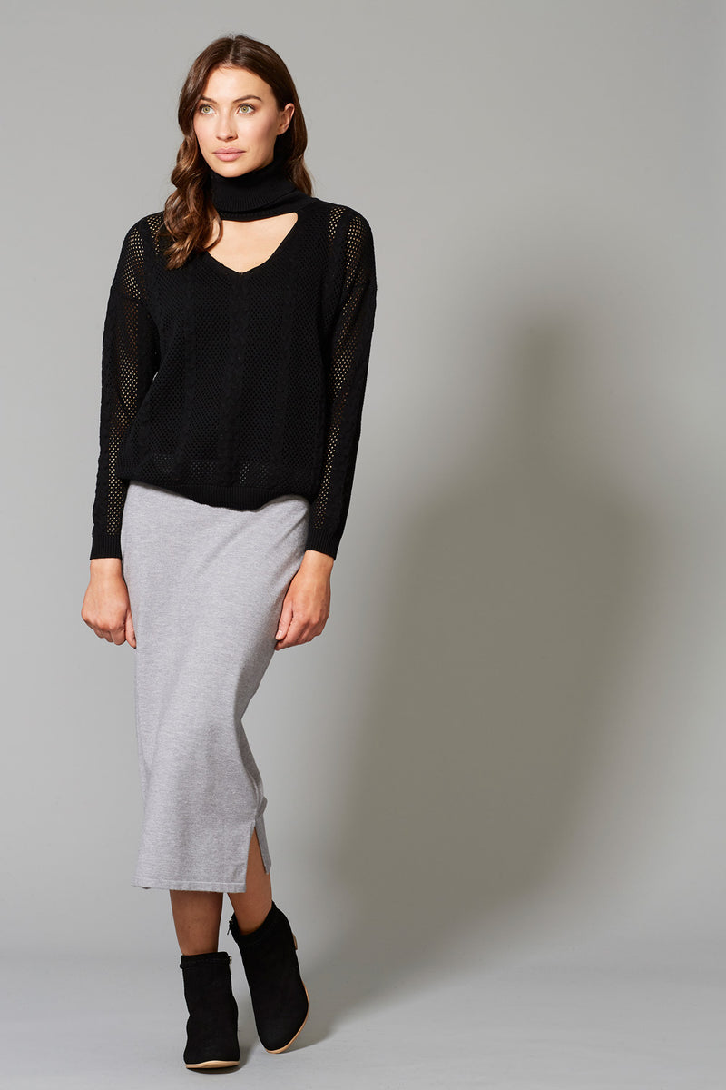 Helena Skirt - Marle - Isle of Mine Clothing - Skirt Mid