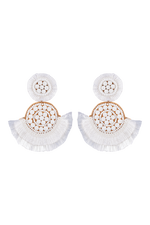 St Tropez Earring - Salt - Isle of Mine Earring