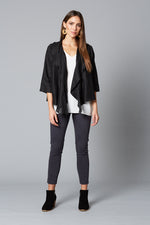 Eve Jacket - Black - Isle of Mine Clothing - Jacket Relaxed