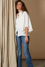 Splendour Top - Bisque - Isle of Mine Clothing - Shirt S/S