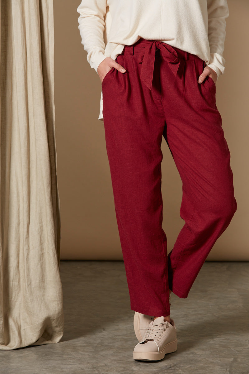 Solace Pant - Rose - Isle of Mine Clothing - Pant Relaxed