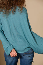 Graceful Top - Nile - Isle of Mine Clothing - Top L/S One Size