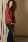 Awaken Knit - Clay - Isle of Mine Clothing - Knit Jumper