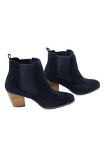 Splendour Boot - Indigo - Isle of Mine Footwear - Boot