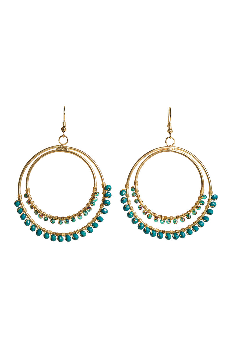 Splendour Earring - Round - Isle of Mine Earring