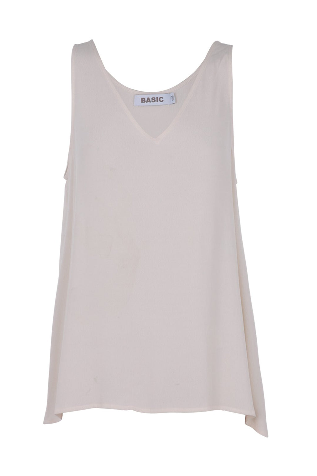 Basic Tank - Bisque - Isle of Mine Clothing - Basic