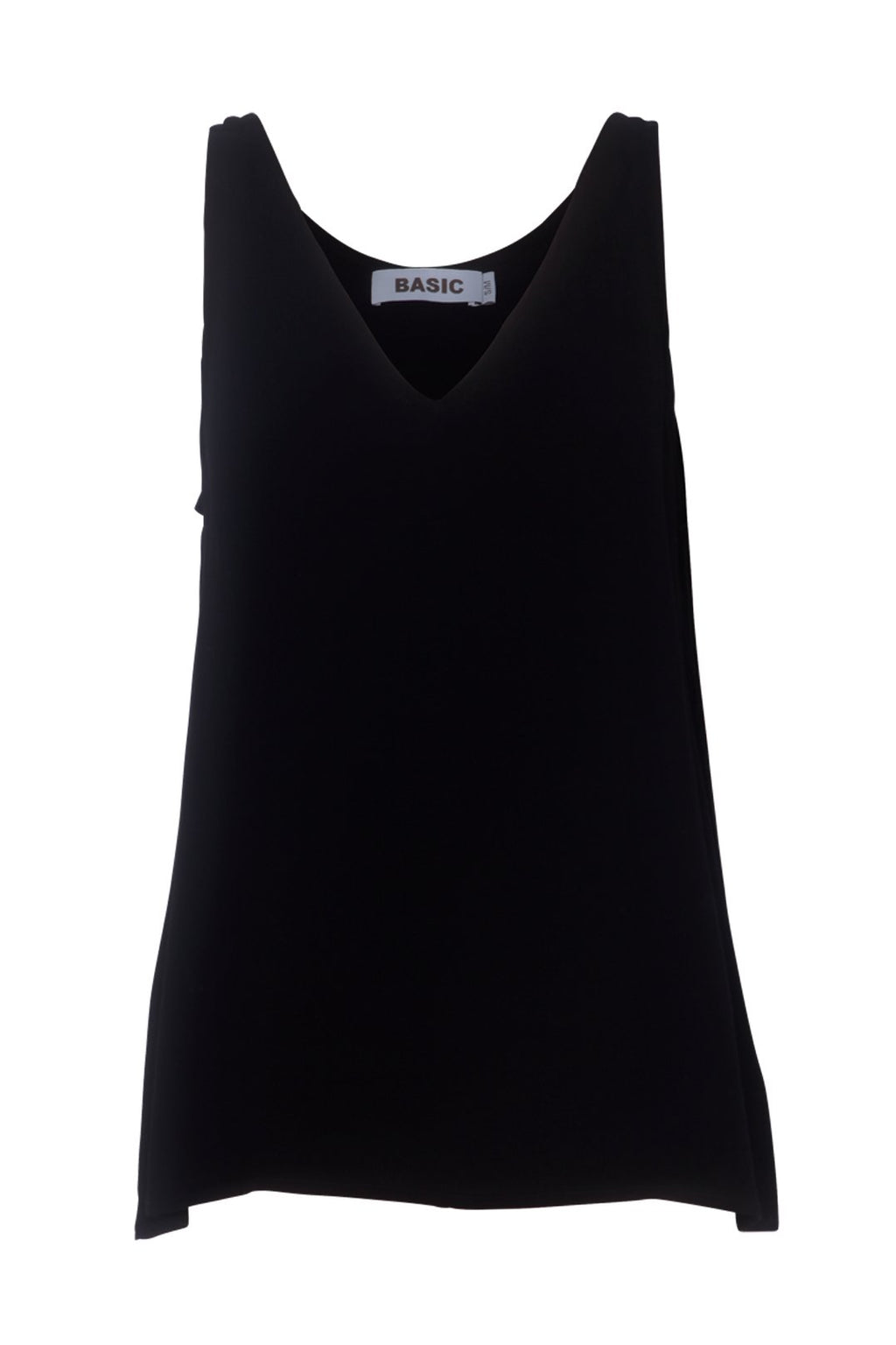 Basic Tank - Ebony - Isle of Mine Clothing - Basic