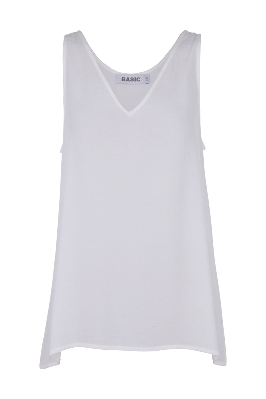 Basic Tank - Ivory - Isle of Mine Clothing - Basic