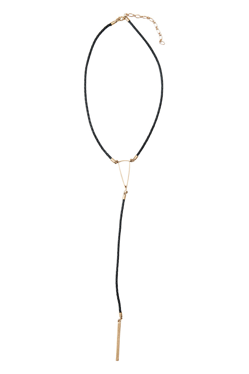 Esterel Strand - Onyx - Isle of Mine Necklace