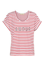 Nice TShirt - Rouge - Isle of Mine Clothing - Top Tshirt