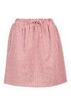 Monaco Mini - Rouge - Isle of Mine Clothing - Skirt Linen
