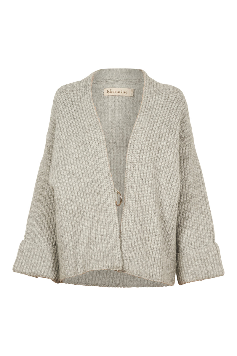 Loved Up Cardigan - Marle - Isle of Mine Clothing - Knit Cardigan