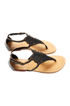 Marquis Sandal - Black - Isle of Mine Footwear - Sandals