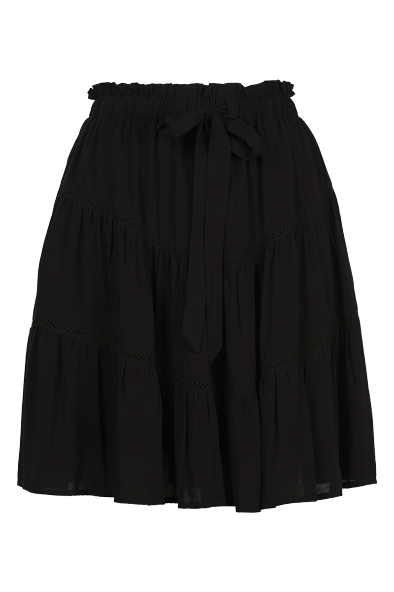 Marquis Mini - Black - Isle of Mine Clothing - Skirt Mini