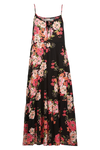 Ivy Palm Maxi - Bubblegum - Isle of Mine Clothing - Dress Maxi