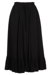 Marquis Maxi Skirt - Black - Isle of Mine Clothing - Skirt Maxi