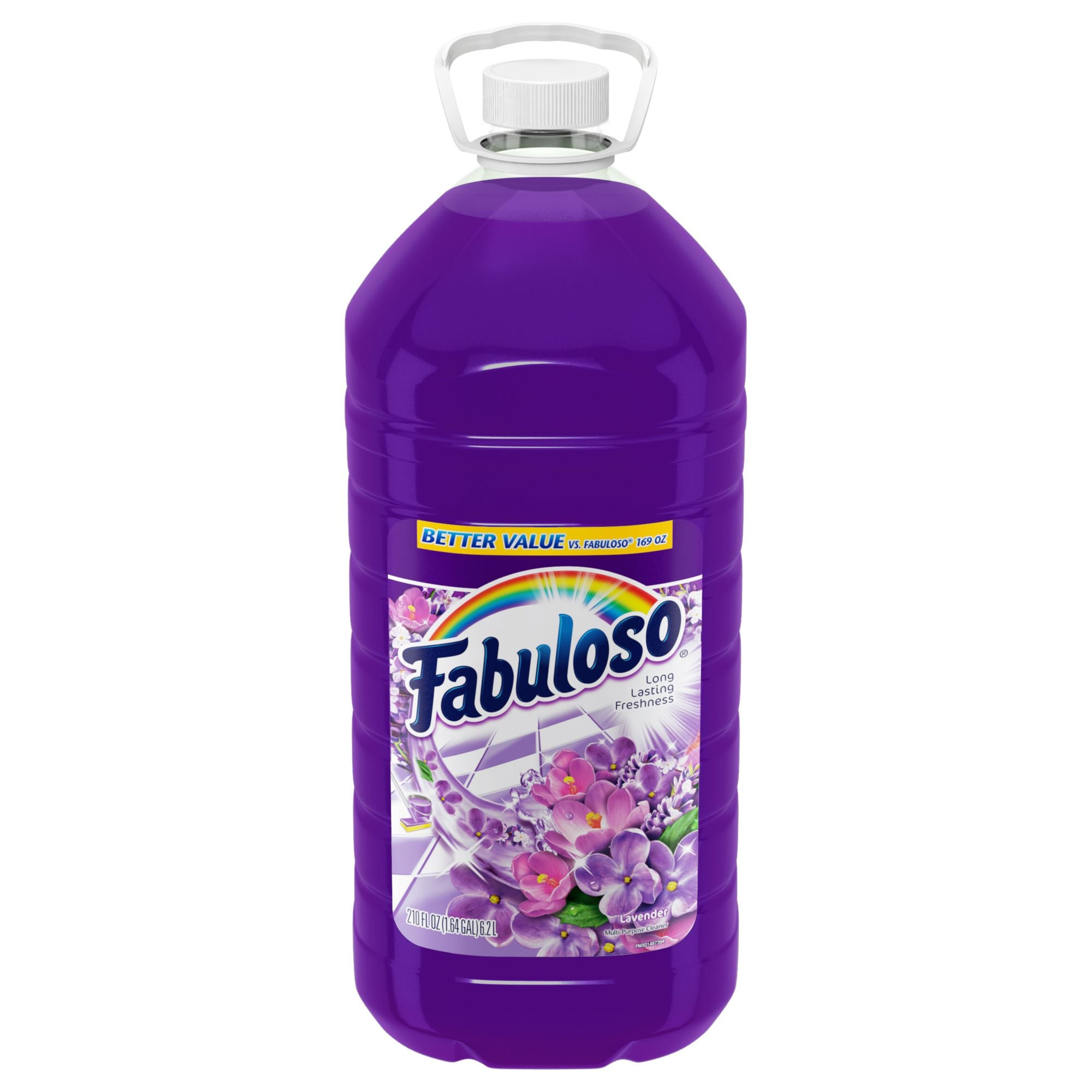 Fabuloso All Purpose Cleaner, Lavender, 210 fl. oz.