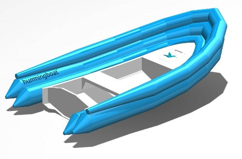 Hummingboat 3.2m (10.5ft) DEPOSIT