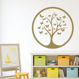 butterfly tree wall decals - Snug as a Bug
