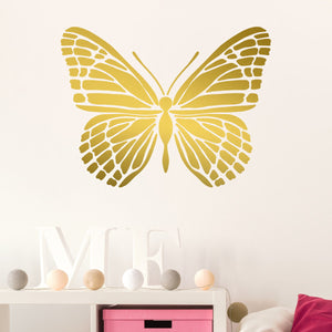 large butterfly wall decals