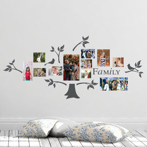 family tree wall decals - Snug as a Bug