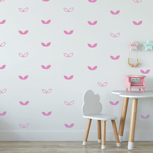 little flower wall decals - Snug as a Bug