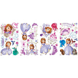 RoomMates sofia the first wall decals