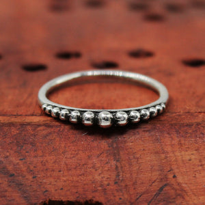 Handmade 925 Sterling Silver Ring