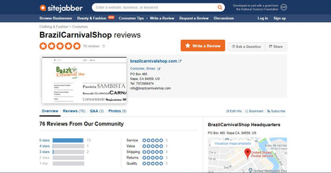 Reviews on Site Jabber