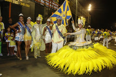 2 Hour Carnival Hospitality Tour / Workshop Package - UNIDOS DA TIJUCA SAMBA SCHOOL