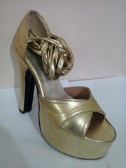 Strappy Professional Carmen Samba Shoes