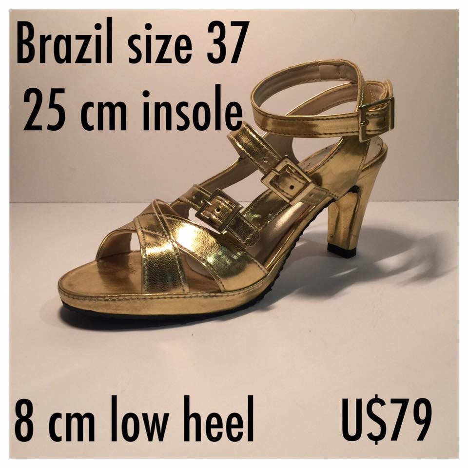 Rainha do Samba - 3 Buckles - 37 - BrazilCarnivalShop