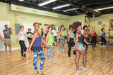 Samba Classes with Team Queen Egili Oliveira - BrazilCarnivalShop
