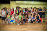 Samba Classes with Team Queen Egili Oliveira