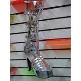 Radiance Crystal Samba Shoes - Special Request Only - BrazilCarnivalShop