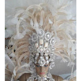 Most Sparkler Headdress - BrazilCarnivalShop