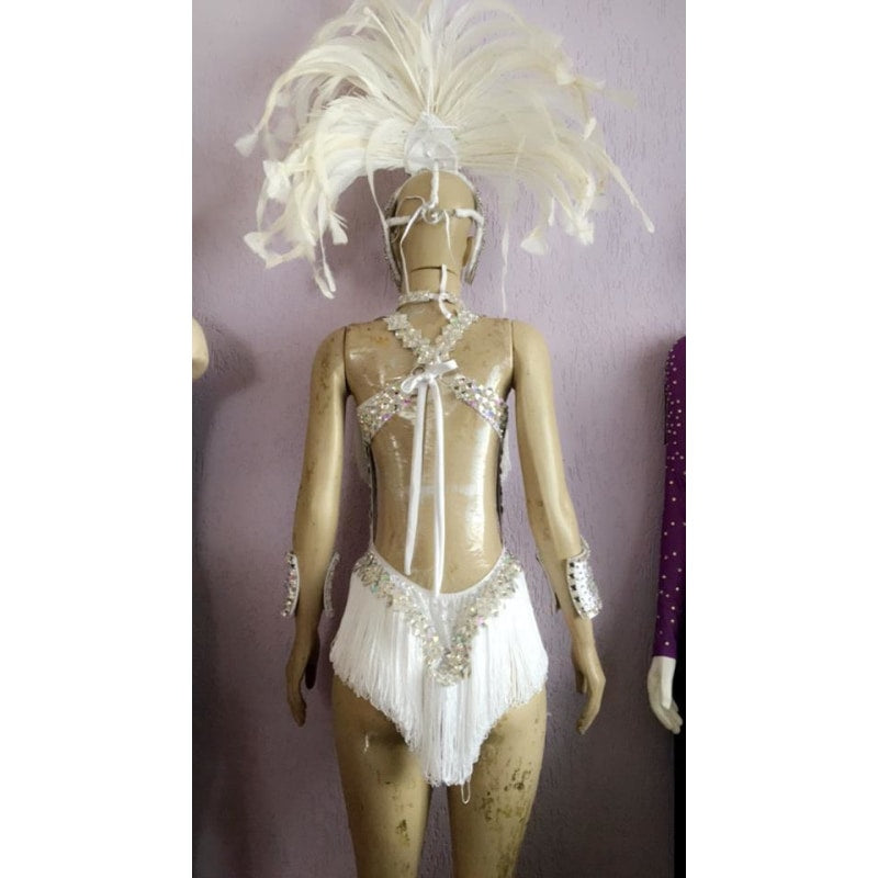 Tati Fringes Bright Sparkle Samba