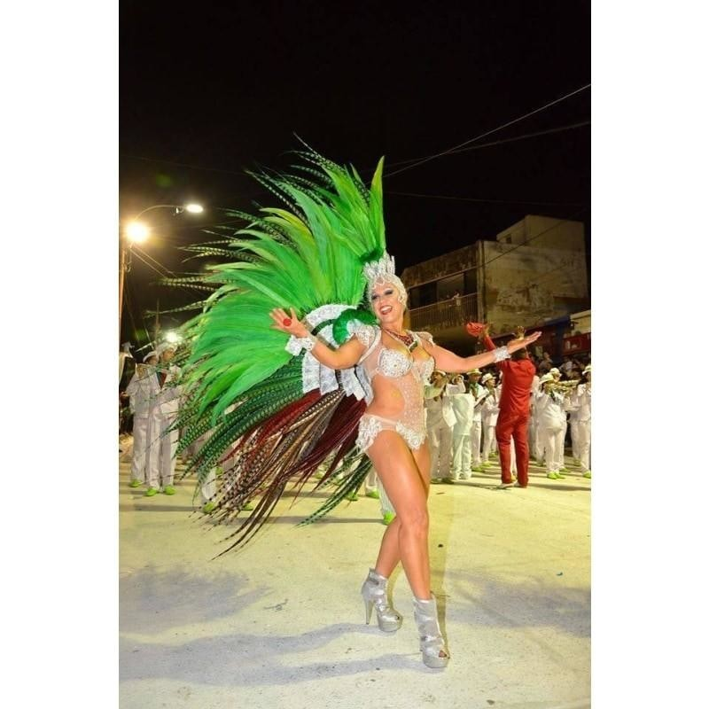Rainha do Samba - Leather - BrazilCarnivalShop