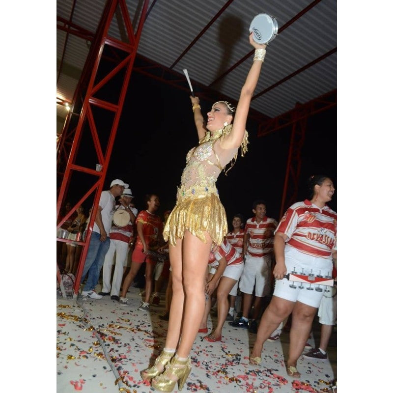 Magia do Samba - Leather