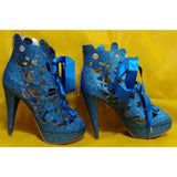 Flores do Brasil Ankle Boots - Leather - BrazilCarnivalShop
