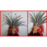 Nathalie Ruby Red Samba Parade 2 in 1 Costume
